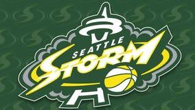 Burke scores 23, Fever snap Seattle Storm's 9-game winning streak