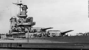 USS Indianapolis wreckage found 72 years later by Paul Allen-led expedition crew
