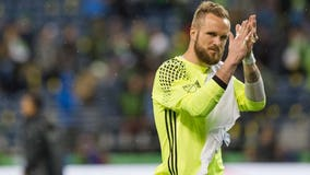 Sounders GK Stefan Frei out 4-6 weeks with knee injury