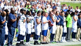 In wake of Vegas shooting, Seahawks decide 'today wasn't the day to sit down'