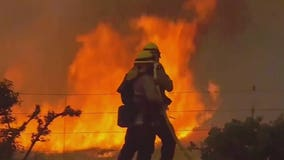 Verizon slowed our data as we fought massive wildfire, chief says