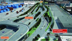 New bridge in Seattle to be world's first to sway with earthquake, then restore itself