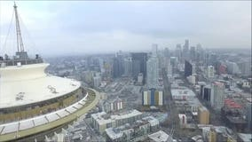 VIDEO: Drone crashes into Space Needle