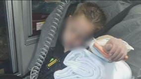 'He was asking if he was going to die.' Young boy suffers graphic injury in bounce house