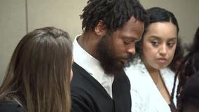 Michael Bennett surrenders on injury to elderly charge