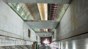 Bertha more than halfway through tunnel dig; WSDOT calls it big 'milestone'