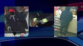 Help ID rookie-like armed gas station robber who left gun on counter, dropped money on floor