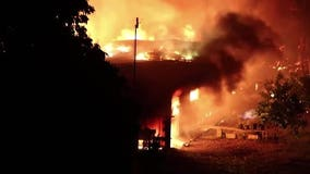 Hawaii volcano lava destroys hundreds of homes overnight