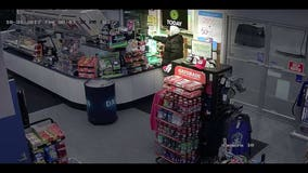 Police seek man who robbed Whidbey Island gas station on Halloween