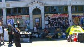 Neighbors, workers describe unrest: Lawsuit claims city endorses CHOP