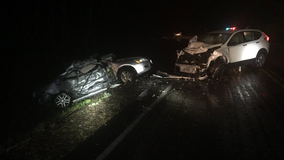 2 killed in two-vehicle collision in Mount Vernon