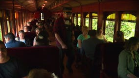 Northwest Railway Museum honors fallen soldiers with special Memorial Day train rides