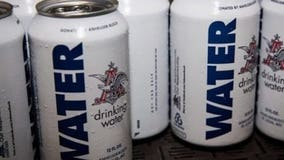 Anheuser-Busch breweries to produce emergency canned water