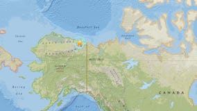Powerful 6.4 earthquake hits Alaska's North Slope region