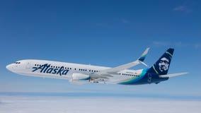 Alaska Airlines sees steep drop in flight demand