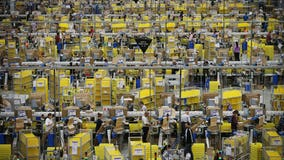 More wipes, no jeans: Amazon limits shipments to warehouses
