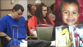 Couple charged in torture-murder of California boy could face death penalty