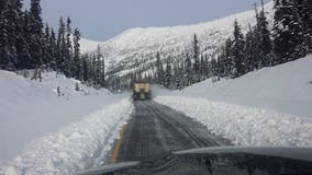 North Cascades Highway closed for the season