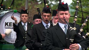 A behind-the-scenes look at the Keith Highlanders Bagpipe Band