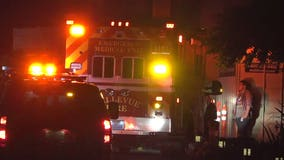 Two dead, one hurt after domestic disturbance, police say