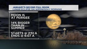 Will Western Washington get to see the super blue blood moon?