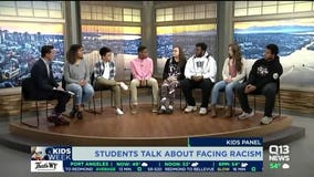 Honest conversations may be best way to address racism, teens say
