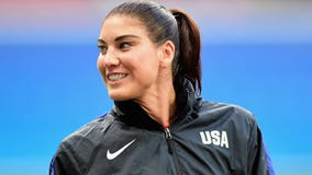 Hope Solo ends season with Seattle Reign after suspension from U.S. national team