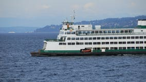 Washington State Ferry ridership lowest in 50 years