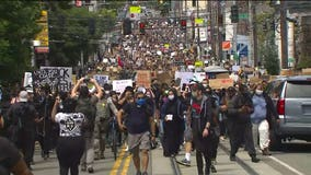 12 protesters file claims against Seattle, county, state