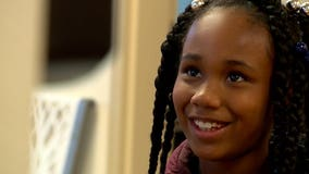 Changemaker: 7-year-old Tacoma girl spreads love to homeless people on Valentine's Day