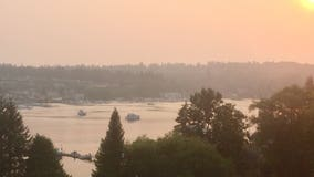 Northwest heat wave and bad air from wildfires pose danger