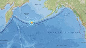 6.6 magnitude earthquake shakes Aleutian Islands