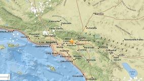 Magnitude 4.4 earthquake rattles Southern California