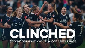 Reign FC clinches NWSL playoff spot