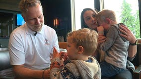 Changemaker: Former UW golfer creates Leo's Lighthouse to raise awareness of son's ultra rare condition