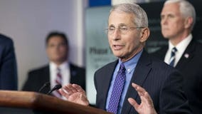 Fauci says 'it will be when not if' for a COVID-19 vaccine