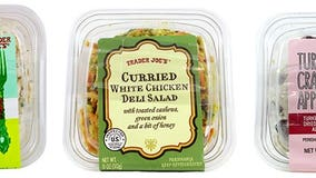 Trader Joe's recalls packaged salads over contamination fear