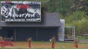 Visitors complain of mock rape at Ohio haunted house