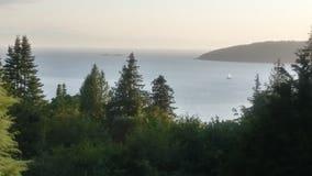 Crews raise retired sunken ferry in western Washington