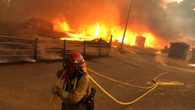 Northern California wildfire now largest in state history