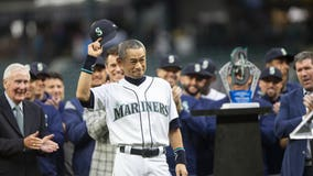 Mariners announce Ichiro will throw first pitch at season opener in Seattle