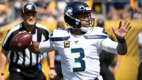 'I'm frustrated with getting hit too much,' Russell Wilson says as Seahawks enter offseason