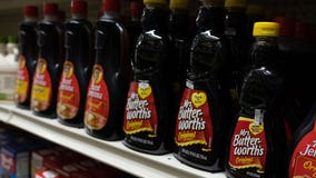 Mrs. Butterworth's undergoing 'brand review' after Aunt Jemima, Uncle Ben's announce redesigns