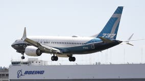 Re-certification test flights for Boeing 737 MAX begin in Seattle