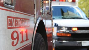 Police: Toddler left home alone injured in fire, found zipped into crib