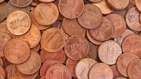 Rare penny sells for $282K at auction