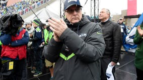 Seahawk players, CEOs react to Paul Allen's death