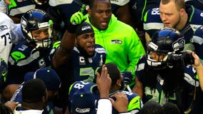 Kam Chancellor: 'I like giving all of me to my teammates'