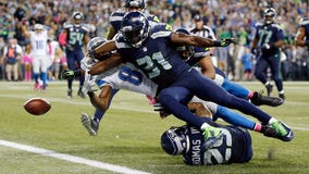 Kam Chancellor's big play helps Seahawks beat Lions 13-10