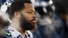'We threw the ball on the 1-yard line!' No, Michael Bennett hasn't forgotten